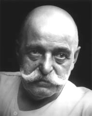 Portrait of G.I. Gurdjieff