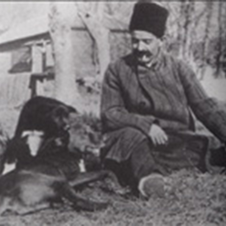G.I. Gurdjieff at the Prieure - The Gurdjieff Foundation of Ohio